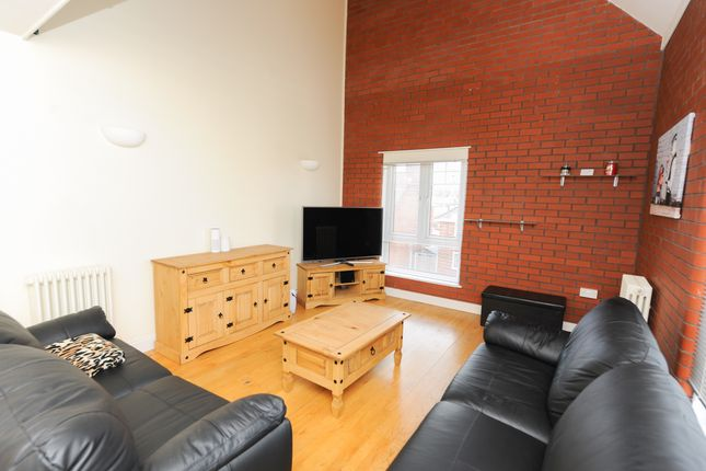 Living Room of The Studios, School Board Lane, Chesterfield S40
