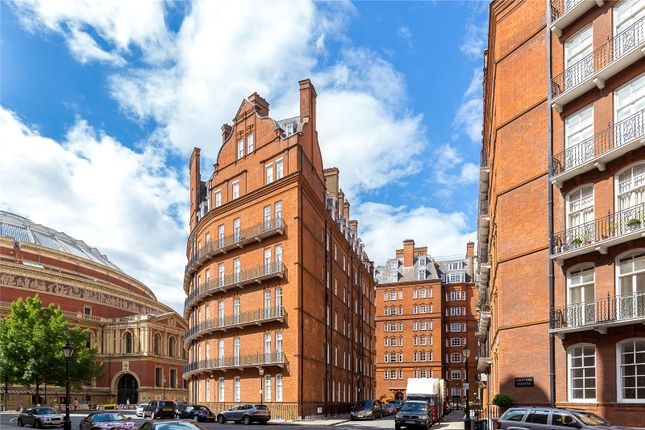 Thumbnail Flat for sale in Kensington Gore, Kensington, London