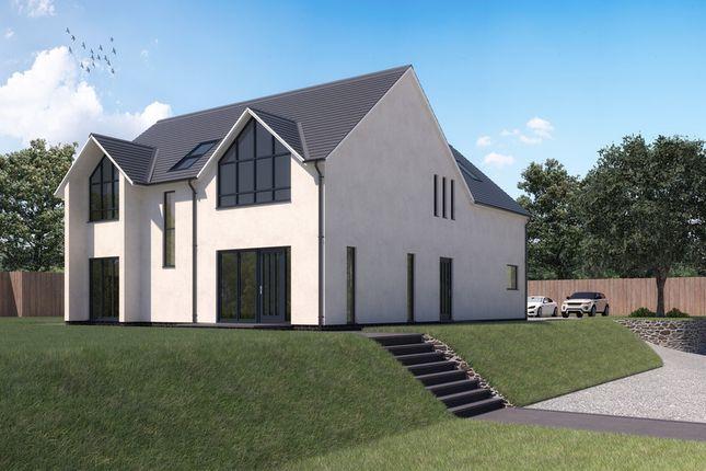 Thumbnail Detached house for sale in Kirkton Road, Dumbarton
