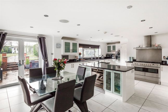 6 bed detached house for sale in Ricketts Hill Road, Tatsfield, Westerham, Surrey