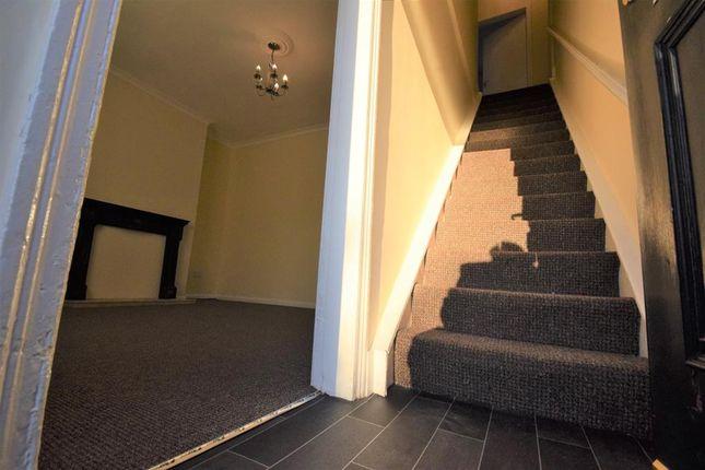 Hallway of Thirteenth Street, Horden, County Durham SR8