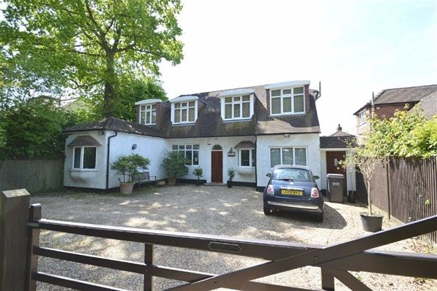 Thumbnail Detached house for sale in Homefield Road, Old Coulsdon, Coulsdon