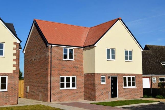 Thumbnail Detached house for sale in Bredon Road, Tewkesbury, Glos