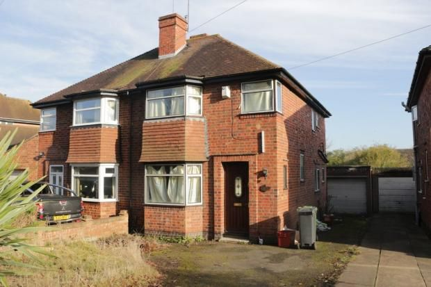 Thumbnail Semi-detached house to rent in Brunswick Street, Leamington Spa