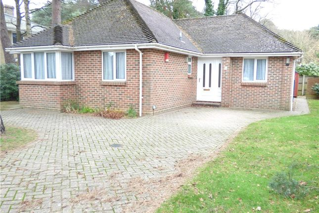 Thumbnail Detached bungalow for sale in Merriefield Avenue, Broadstone, Poole