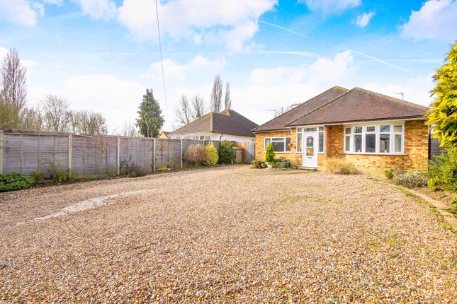 Thumbnail Detached bungalow for sale in Chertsey Lane, Staines