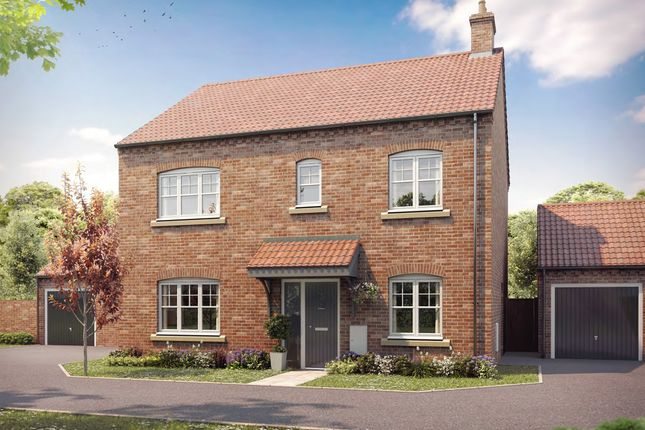 """4 bed detached house for sale in """"The Stillingfleet"""" at Bishopdale Way, Fulford, York YO19"""