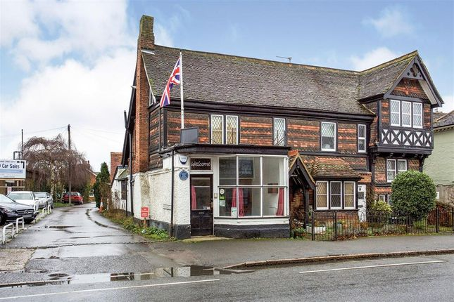 Thumbnail Commercial property for sale in High Street, Ripley, Woking