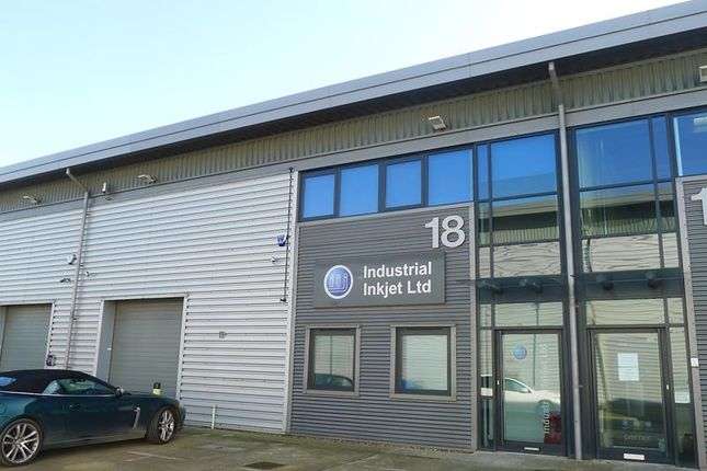 Thumbnail Light industrial to let in Meridian, Buckingway Business Park, Swavesey, Cambridge
