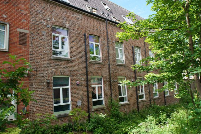 External of Willowbank Apartments, Willowholme Road, Carlisle CA2