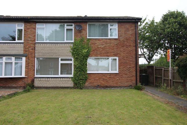 Thumbnail Flat to rent in Ashburn Road, Wallsend