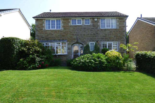 Thumbnail Detached house to rent in Sutton Drive, Cullingworth, Bradford