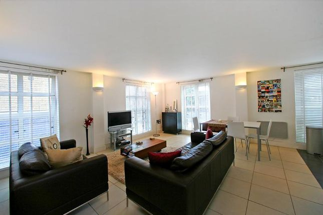 Thumbnail Flat to rent in Epstein Court, 27A Essex Road, Islington