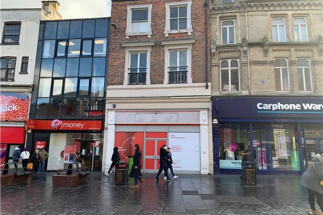 Thumbnail Retail premises to let in East Gates, Leicester, Leicestershire
