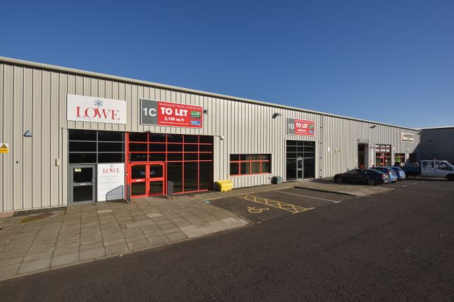Thumbnail Industrial to let in Canyon Road, Wishaw