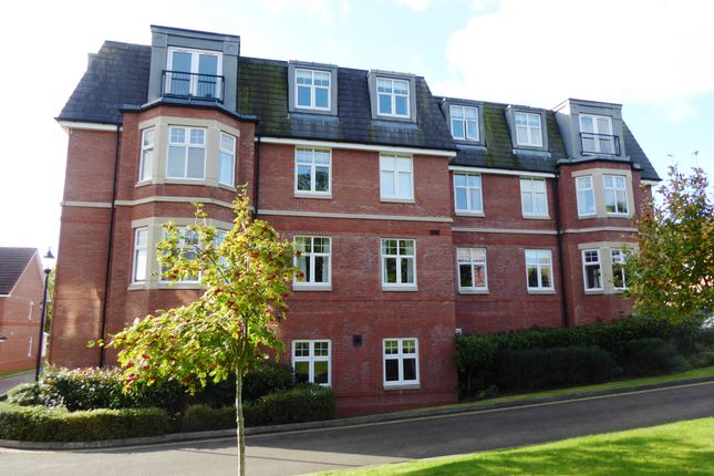 Thumbnail Flat for sale in 77 Sherford Lodge, Blagdon Village, Taunton, Somerset