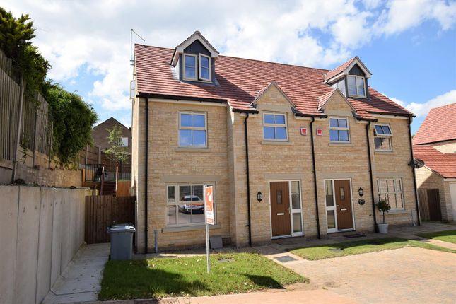 Thumbnail Semi-detached house for sale in Main Street, Greetham, Rutland