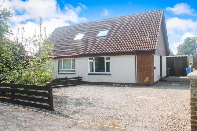 Thumbnail Semi-detached house for sale in Ferntower Avenue, Inverness