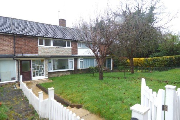 Thumbnail Terraced house to rent in Horsleys Maple Cross, Rickmansworth