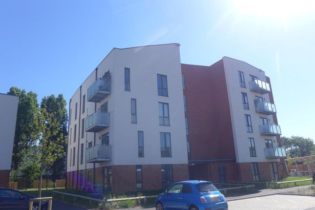 Thumbnail Flat to rent in Mitchell Close, Aylesbury