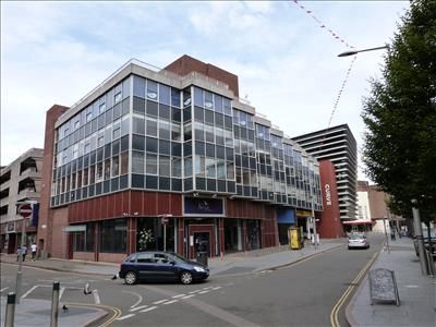 Office to let in Rutland Centre, 5th - 7th Floor, 56 Halford Street, Leicester