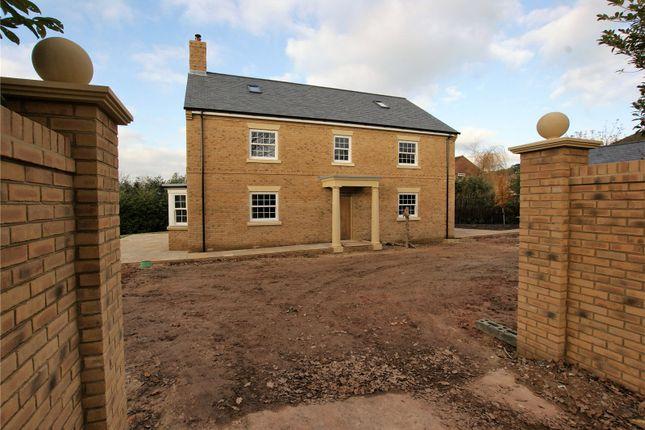 Thumbnail Detached house for sale in Wareham Road, Corfe Mullen, Wimborne