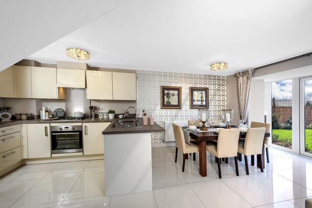 "Thumbnail Terraced house for sale in ""Herringbone II"" at Hackbridge Road, Wallington"