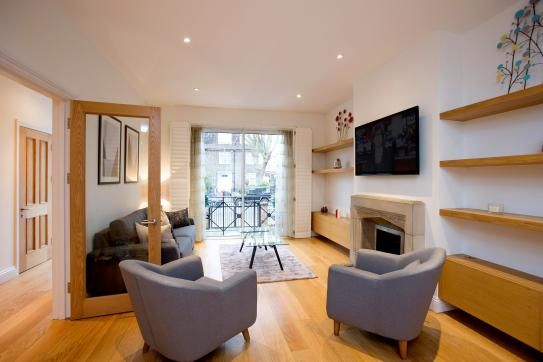 Thumbnail Flat to rent in Porchester Terrace, Bayswater, London, UK