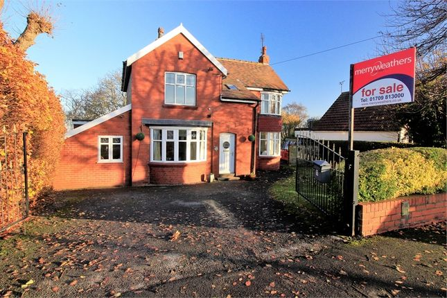 Thumbnail Detached house for sale in 70 Doncaster Road, Braithwell, Rotherham, South Yorkshire