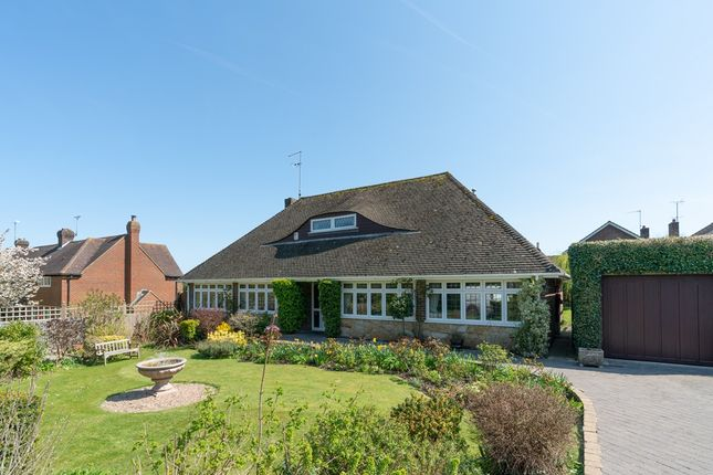 Thumbnail Bungalow for sale in The Avenue, Kingston, Lewes, East Sussex