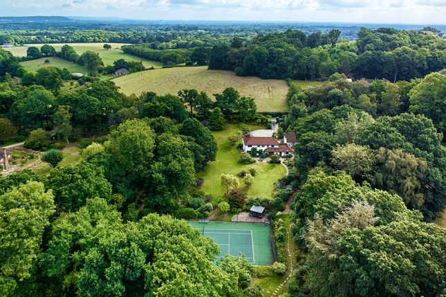 Thumbnail Country house for sale in Holdfast Lane, Haslemere