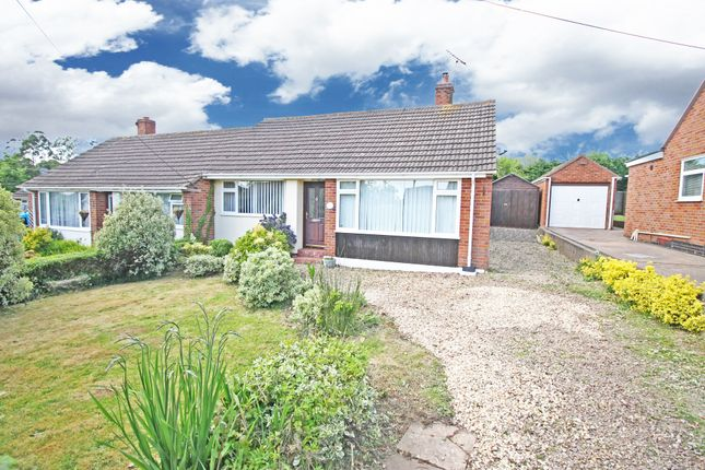 Thumbnail Semi-detached bungalow for sale in Summerfield, Woodbury, Exeter