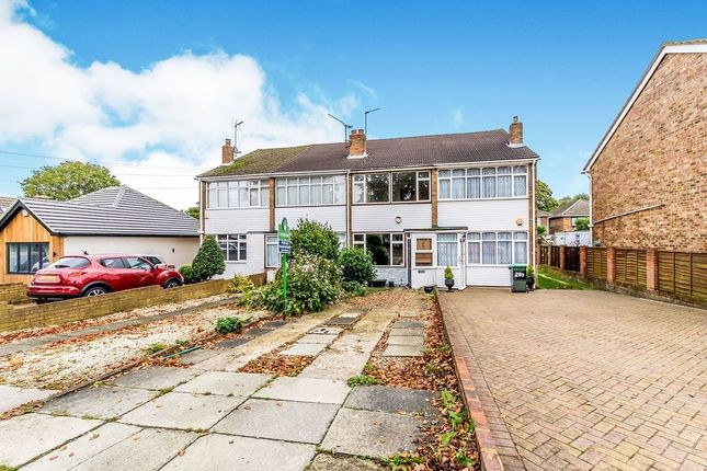 Thumbnail Terraced house to rent in Walderslade Road, Chatham