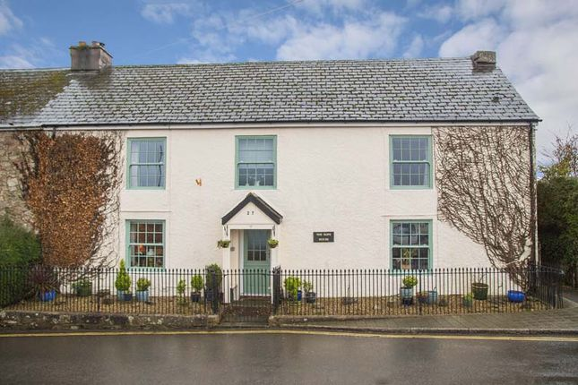 Thumbnail End terrace house for sale in 27 Court Street, Moretonhampstead