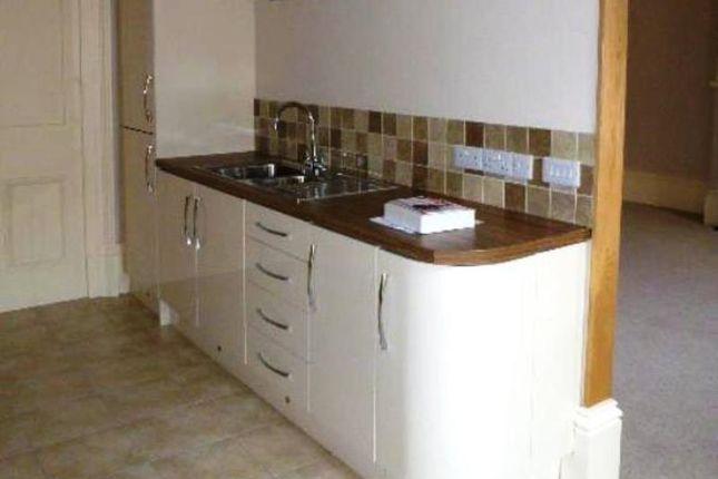 Thumbnail Flat to rent in Flat 3, 11 Devonshire Street, Carlisle