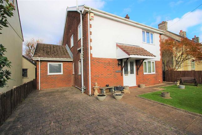 Thumbnail Detached house for sale in Maes Y Coed, Glynogwr, Blackmill