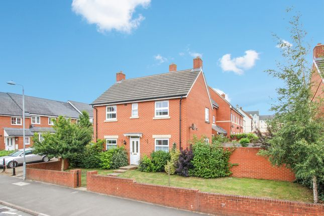 Thumbnail Detached house to rent in Station Road, Swindon, Wiltshire