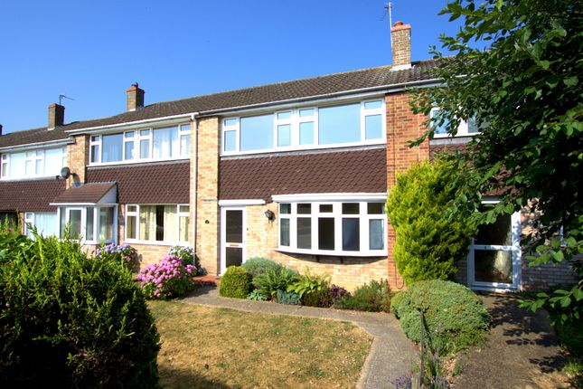 3 bed terraced house to rent in Harbour Avenue, Comberton, Cambridge CB23