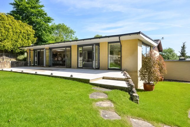 Thumbnail Detached bungalow for sale in Crowborough Hill, Crowborough