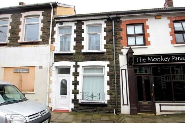Thumbnail Terraced house to rent in School Street, Elliots Town, New Tredegar