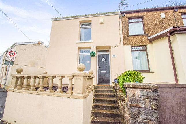 Thumbnail End terrace house for sale in Balaclava Road, Dowlais, Merthyr Tydfil