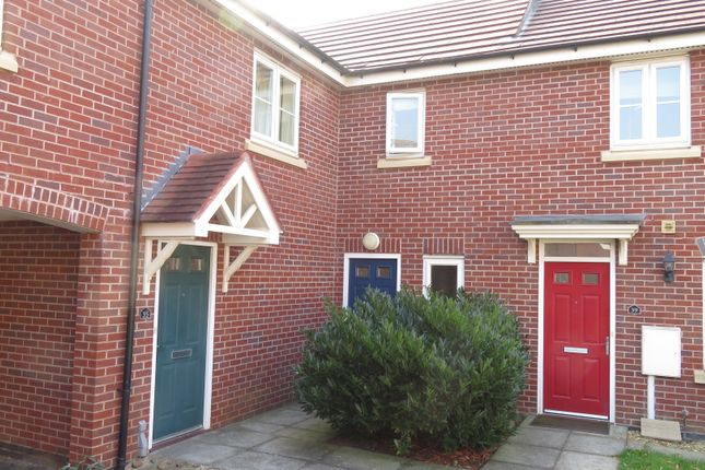Thumbnail Terraced house for sale in Brooks Close, Northampton