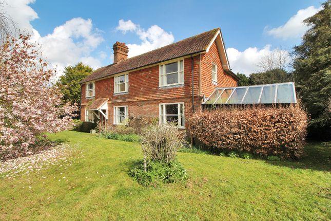 Thumbnail Farmhouse for sale in Haviker Street, Collier, Street, Tonbridge