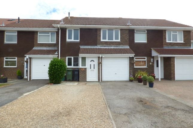 Thumbnail Terraced house to rent in Glebe Close, Bexhill-On-Sea