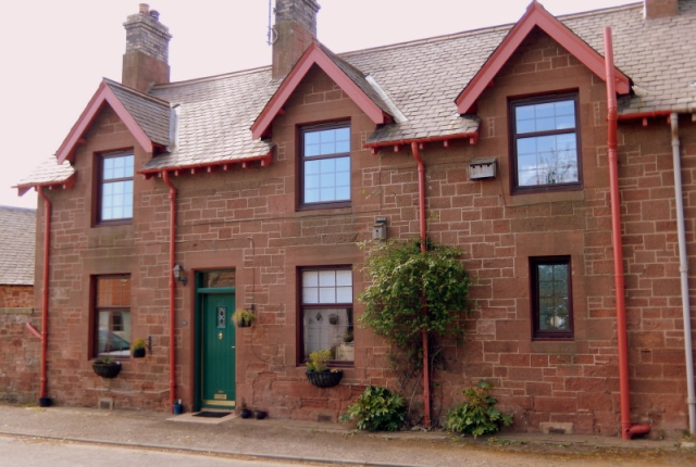Thumbnail Semi-detached house to rent in Broxburn Cottages, Dunbar, East Lothian, 1Qn