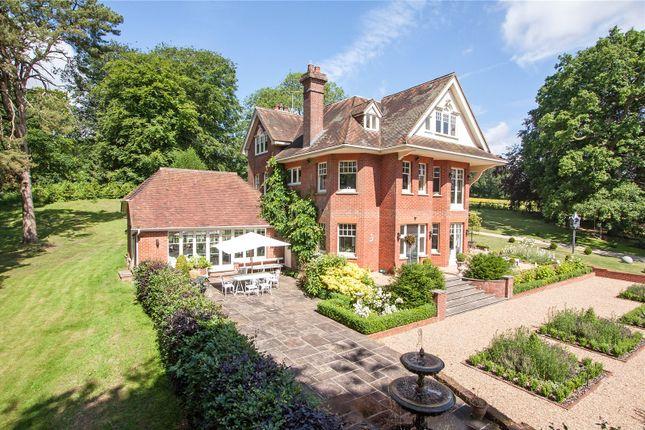 Thumbnail Detached house for sale in Kitcombe Lane, Farringdon, Alton, Hampshire