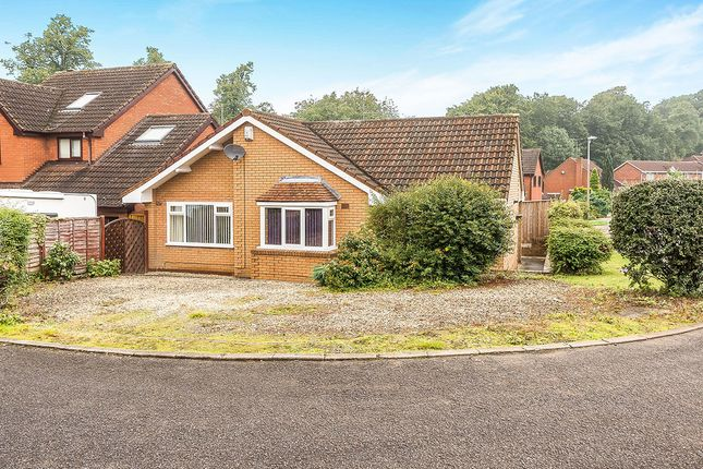 Thumbnail Bungalow for sale in Foxlands Drive, Lower Gornal, Dudley