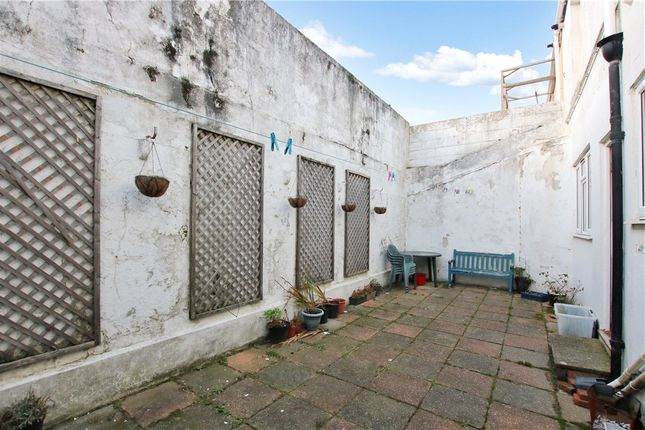 Courtyard of Heene Place, Worthing, West Sussex BN11