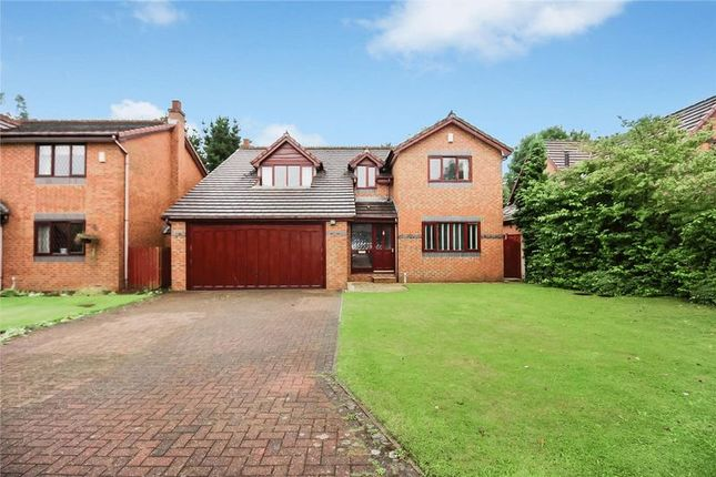 Thumbnail Detached house for sale in Cornlea Drive, Worsley, Manchester