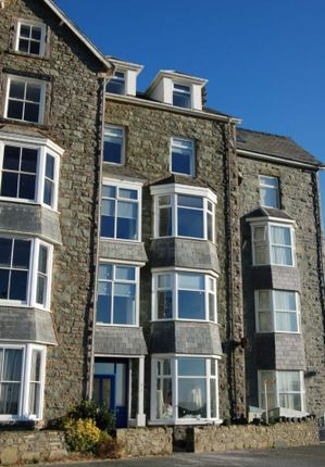 Thumbnail Block of flats for sale in Apartments 1-4, Greenfields, Marine Parade, Barmouth